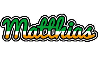 Matthias ireland logo
