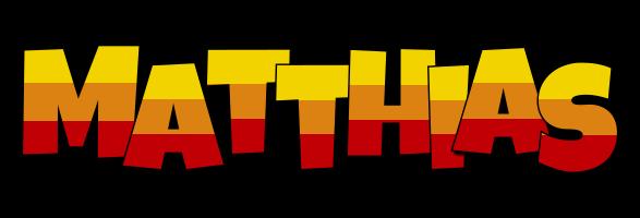 Matthias jungle logo