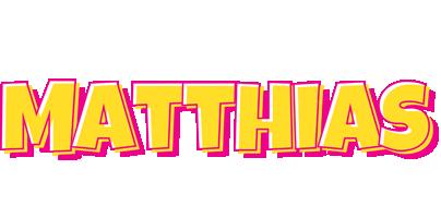 Matthias kaboom logo