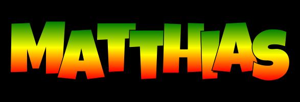 Matthias mango logo