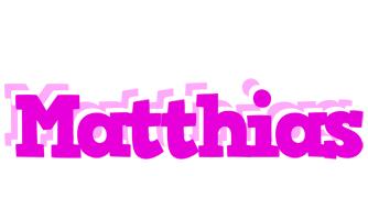 Matthias rumba logo