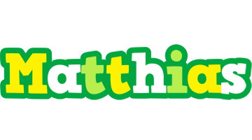 Matthias soccer logo