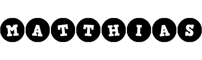 Matthias tools logo