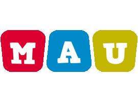 Mau kiddo logo
