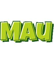 Mau summer logo
