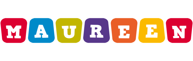 Maureen kiddo logo