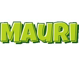 Mauri summer logo