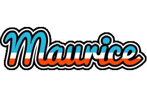 Maurice america logo