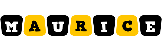 Maurice boots logo