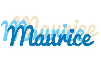 Maurice breeze logo