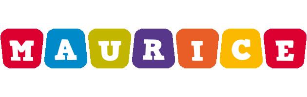 Maurice daycare logo