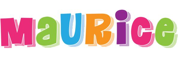 Maurice friday logo
