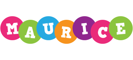 Maurice friends logo