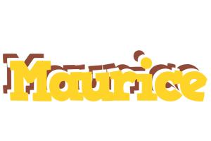 Maurice hotcup logo