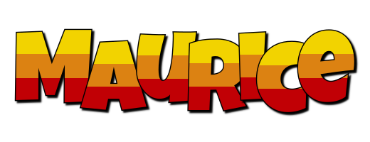 Maurice jungle logo