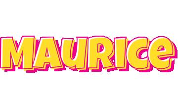 Maurice kaboom logo