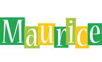 Maurice lemonade logo