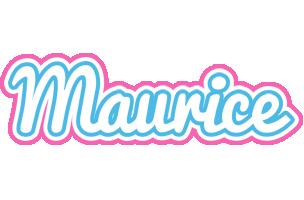 Maurice outdoors logo