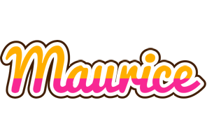 Maurice smoothie logo