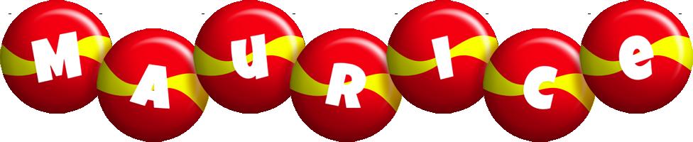 Maurice spain logo