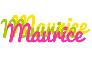 Maurice sweets logo