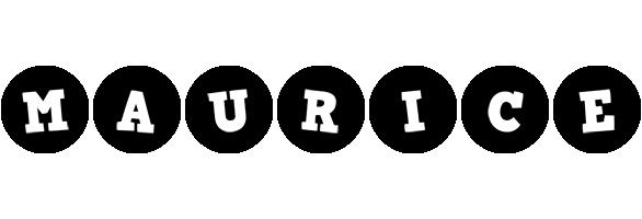 Maurice tools logo