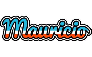Mauricio america logo