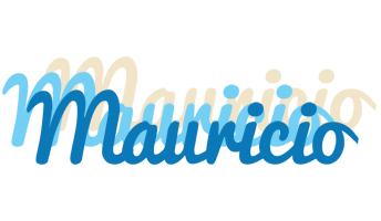 Mauricio breeze logo