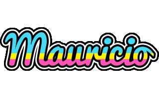Mauricio circus logo
