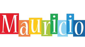 Mauricio colors logo
