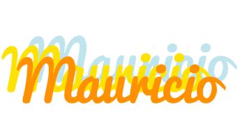Mauricio energy logo