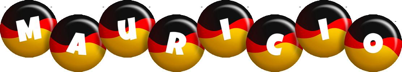 Mauricio german logo