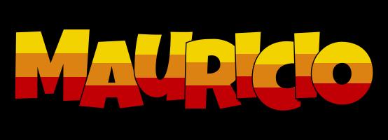 Mauricio jungle logo