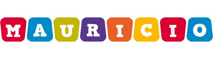 Mauricio kiddo logo