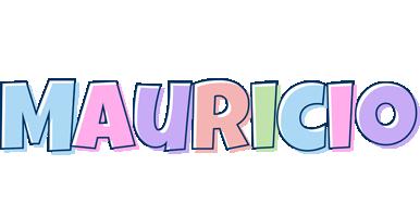 Mauricio pastel logo