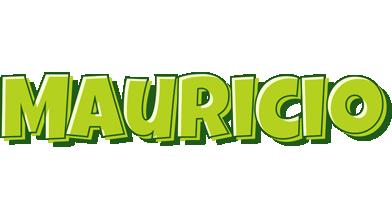 Mauricio summer logo