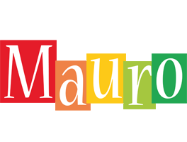 Mauro colors logo