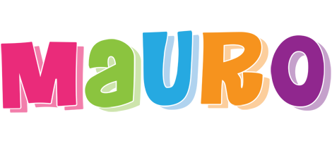 Mauro friday logo