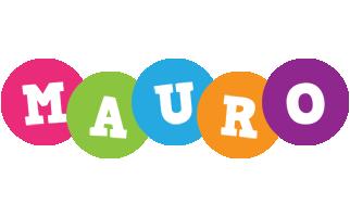 Mauro friends logo