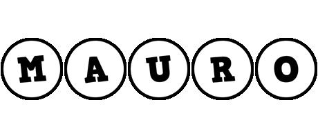Mauro handy logo