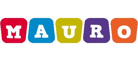 Mauro kiddo logo