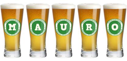 Mauro lager logo