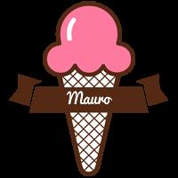 Mauro premium logo