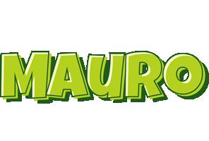 Mauro summer logo