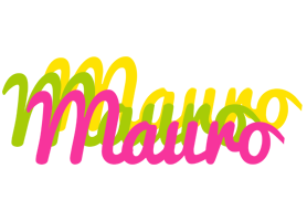 Mauro sweets logo