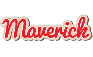 Maverick chocolate logo