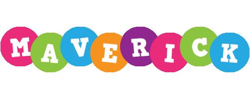 Maverick friends logo