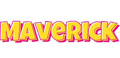 Maverick kaboom logo