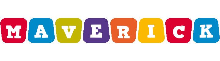 Maverick kiddo logo