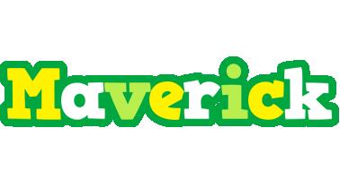 Maverick soccer logo